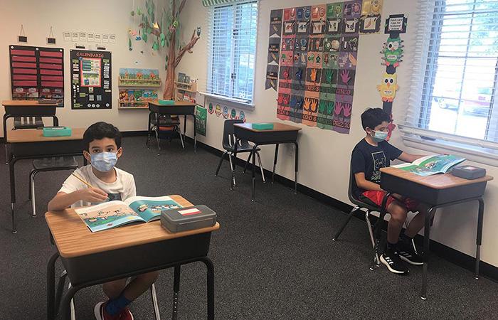 After School Program in Springfield VA at Lango Kids Northern Virginia