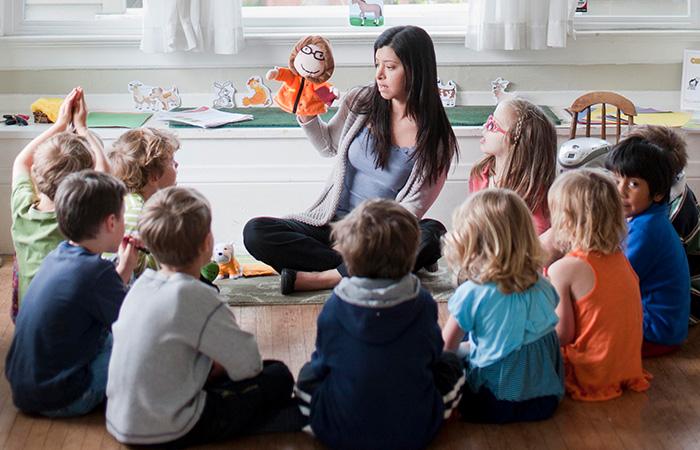 Preschool Program in Springfield VA at Lango Kids Northern Virginia