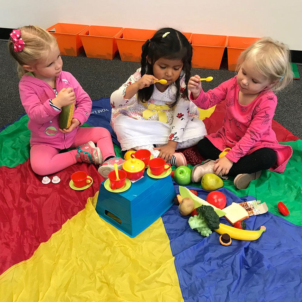Preschool Program at Lango Kids Northern Virginia in Springfield VA