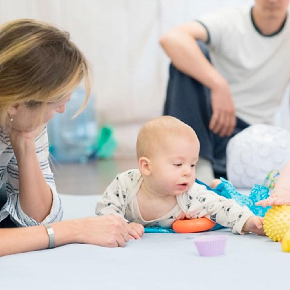 Lango Kids Northern Virginia Toddler/Parents Classes