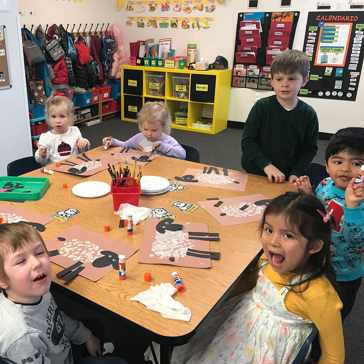 Lango Kids Preschool Program