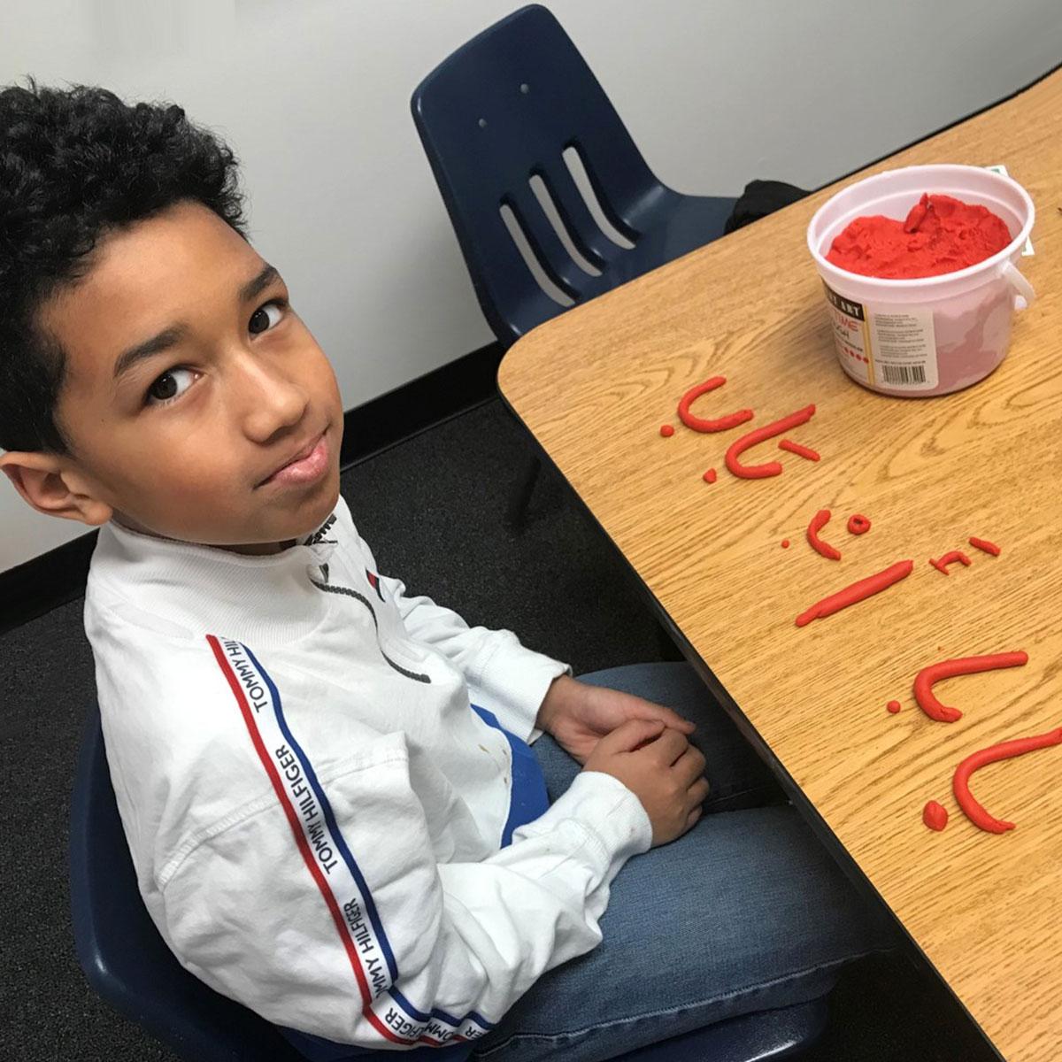 Lango Kids Arabic Preschool Program